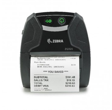 ZQ310 Imprimante mobile