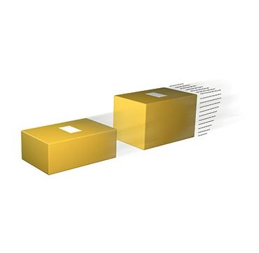 Applicateur de soufflage à distance variable