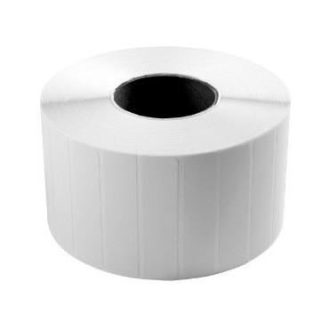 PRIMERA 76x51mm rouleau d'étiquettes PP blanc mat