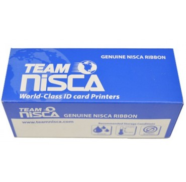 NISCA Ruban couleur YMCK 500 images